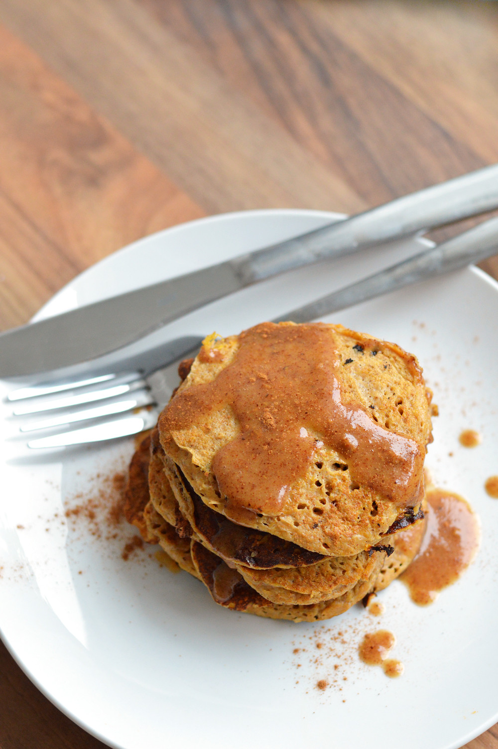 Healthy Sweet Potato Pancakes  3 Ingre nt Sweet Potato Pancakes Wholeheartedly
