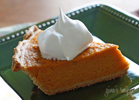 Healthy Sweet Potato Pie  Sweet Potato Pie