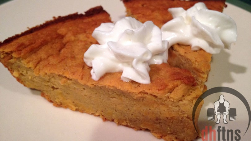 Healthy Sweet Potato Pie Recipe  Healthy PROTEIN Sweet Potato Pie Recipe Quick and DELICIOUS