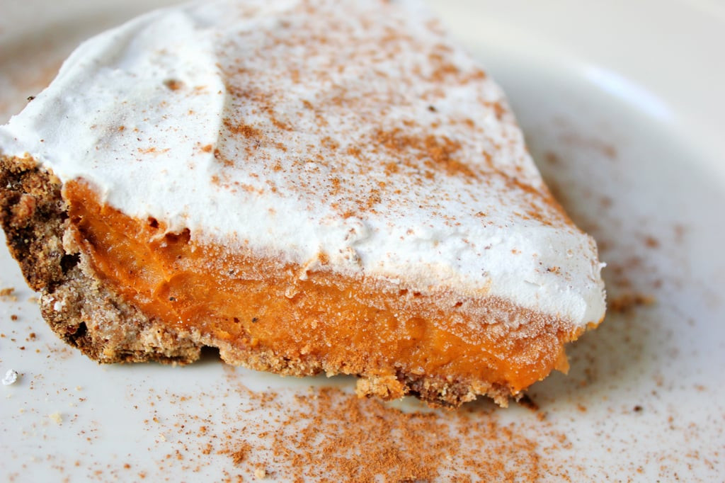 Healthy Sweet Potato Pie  Vegan Sweet Potato Pie Best Healthy Desserts