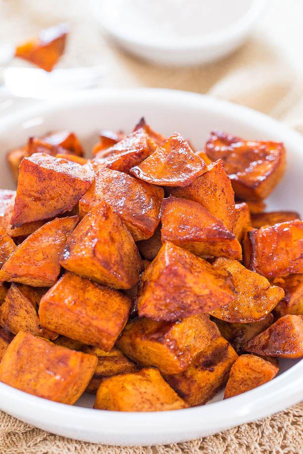Healthy Sweet Potato Recipe  28 Easy Sweet Potato Recipes Baked Mashed and Roasted