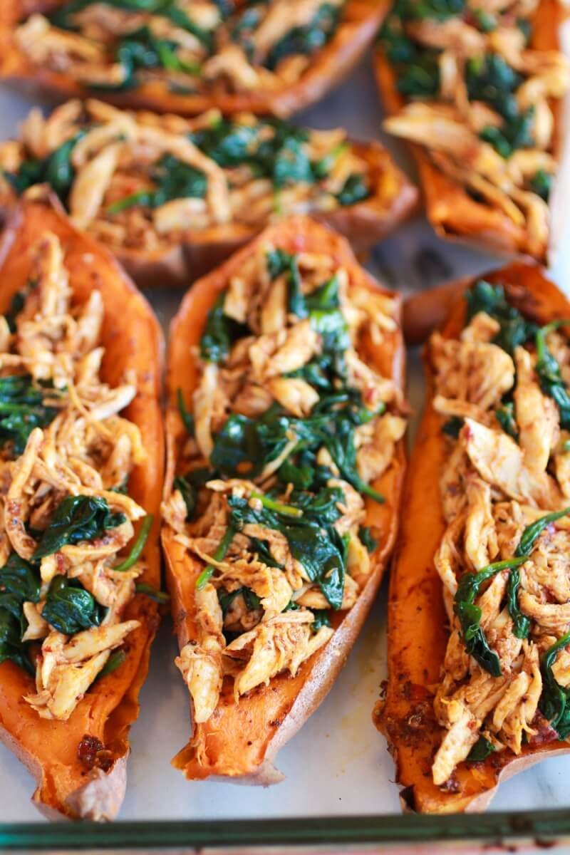 Healthy Sweet Potato Recipe  Half Baked Harvest Made with Love