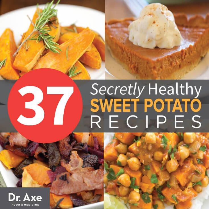 Healthy Sweet Potato Recipes  37 Secretly Healthy Sweet Potato Recipes