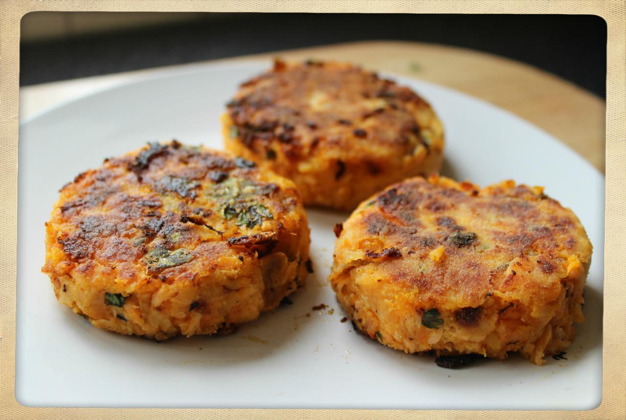Healthy Sweet Potato Recipes  Healthy Recipe Salmon & Sweet Potato Home Made Fish Cakes