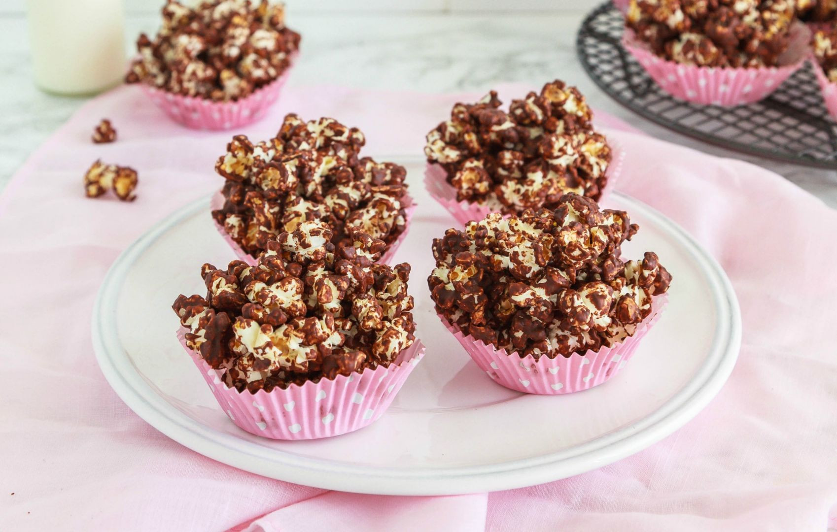Healthy Sweet Snacks  Lose Baby Weight 5 Healthy Sweet Snacks For Movie Night