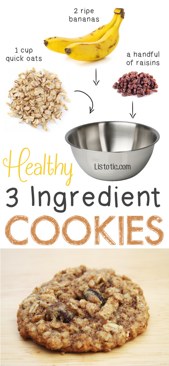 Healthy Sweet Snacks To Buy  9 Healthy But Delicious 3 Ingre nt Treats That Are SUPER