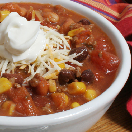 Healthy Taco Soup With Ground Beef  itsAlyx Favorite Things Friday [Taco Soup Recipe]