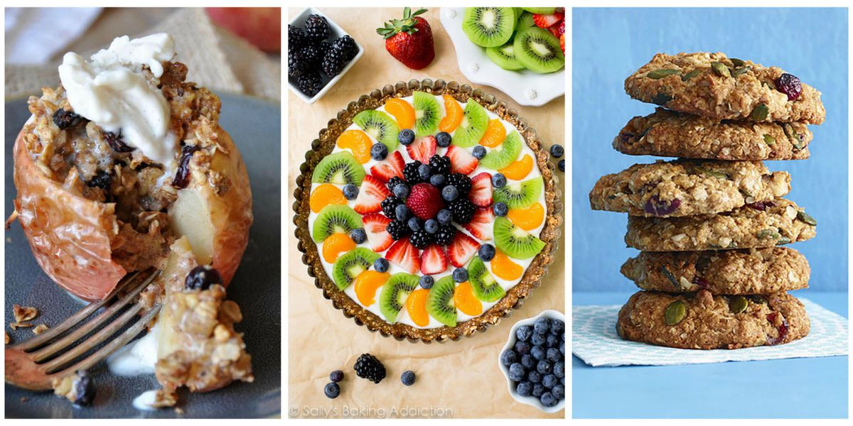 Healthy Tasty Desserts  20 Easy Healthy Desserts Best Recipes for Healthiest