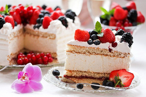 Healthy Tasty Desserts  delicious dessert food fruit healthy image