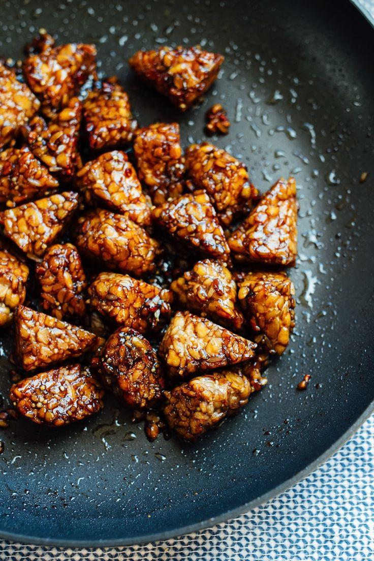 Healthy Tempeh Recipes  Best 25 Tempeh ideas on Pinterest