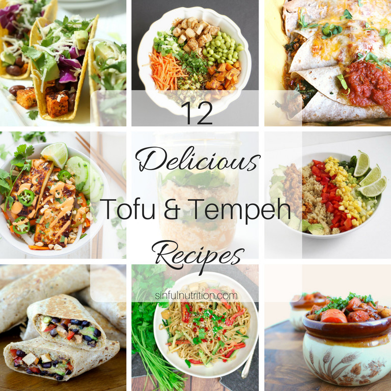 Healthy Tempeh Recipes  12 Delicious Tofu & Tempeh Recipes Even Meat Eaters Will