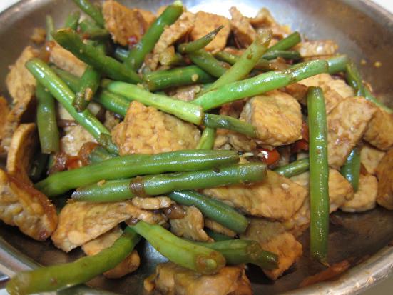 Healthy Tempeh Recipes  Healthy Recipe Tempeh and Shiitake Mushroom Stir Fry 2616