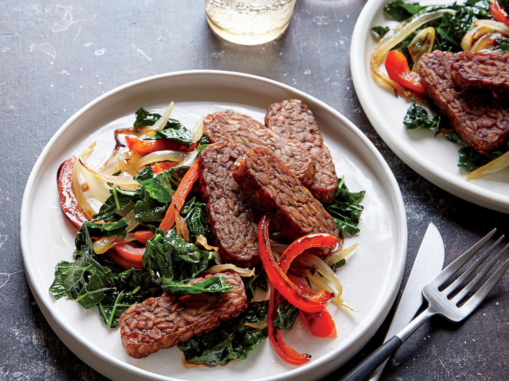 Healthy Tempeh Recipes  Tempeh Recipes