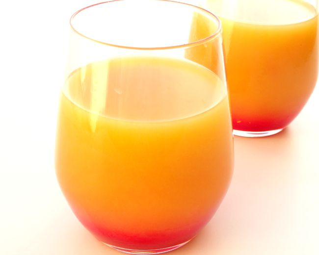 Healthy Tequila Drinks  Tequila Sunrise Cocktail Recipe