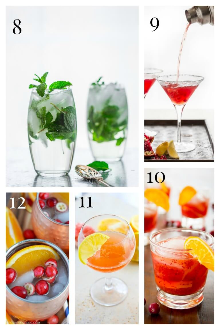 Healthy Tequila Drinks  15 festive winter cocktails Healthy Seasonal Recipes