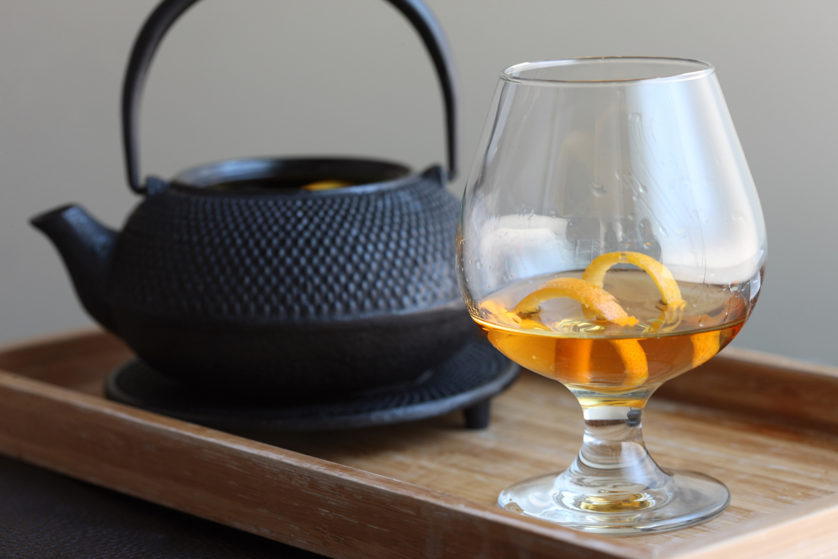 Healthy Tequila Drinks  Tequila Hot Toddy Recipe Food Republic