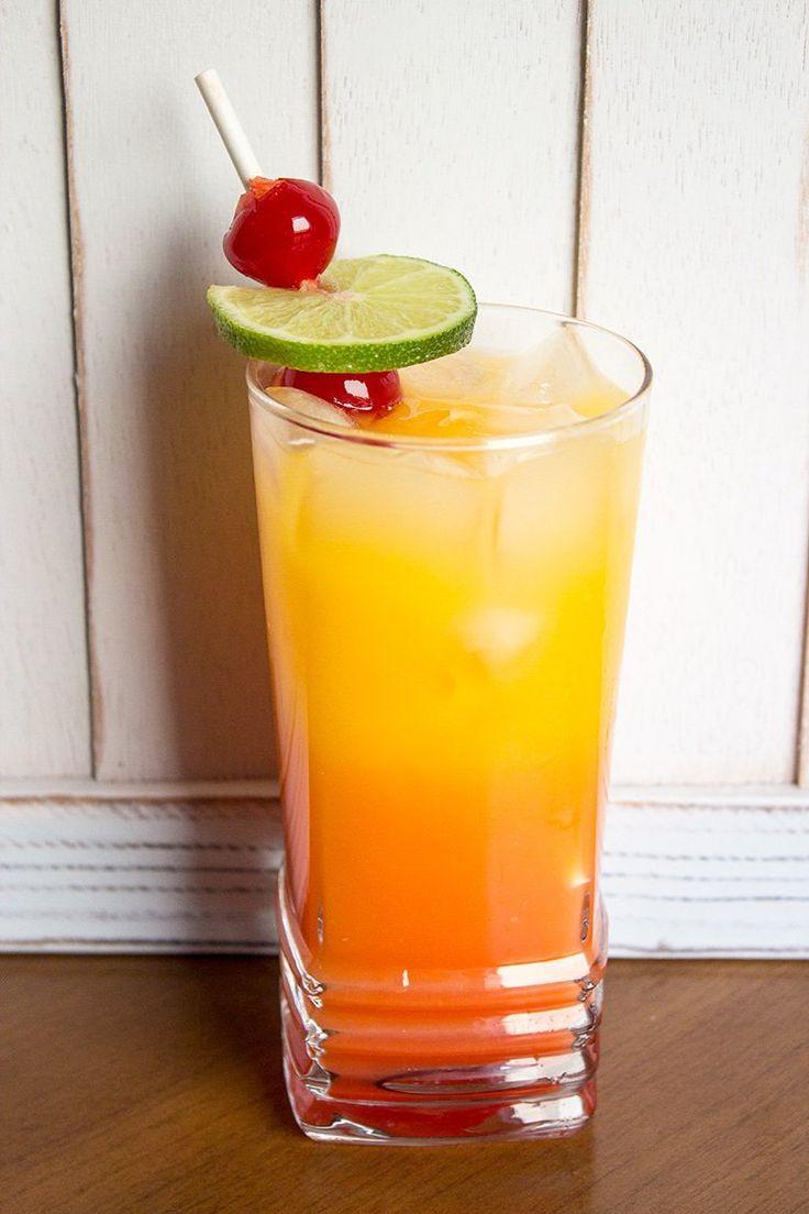 Healthy Tequila Drinks  Best 25 Tequila sunrise ideas on Pinterest