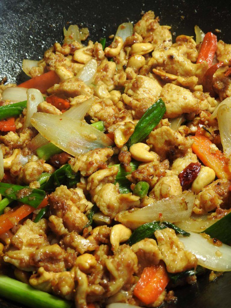 Healthy Thai Food Recipes  Thai Chili Paste Cashew Chicken Healthy Thai Recipes