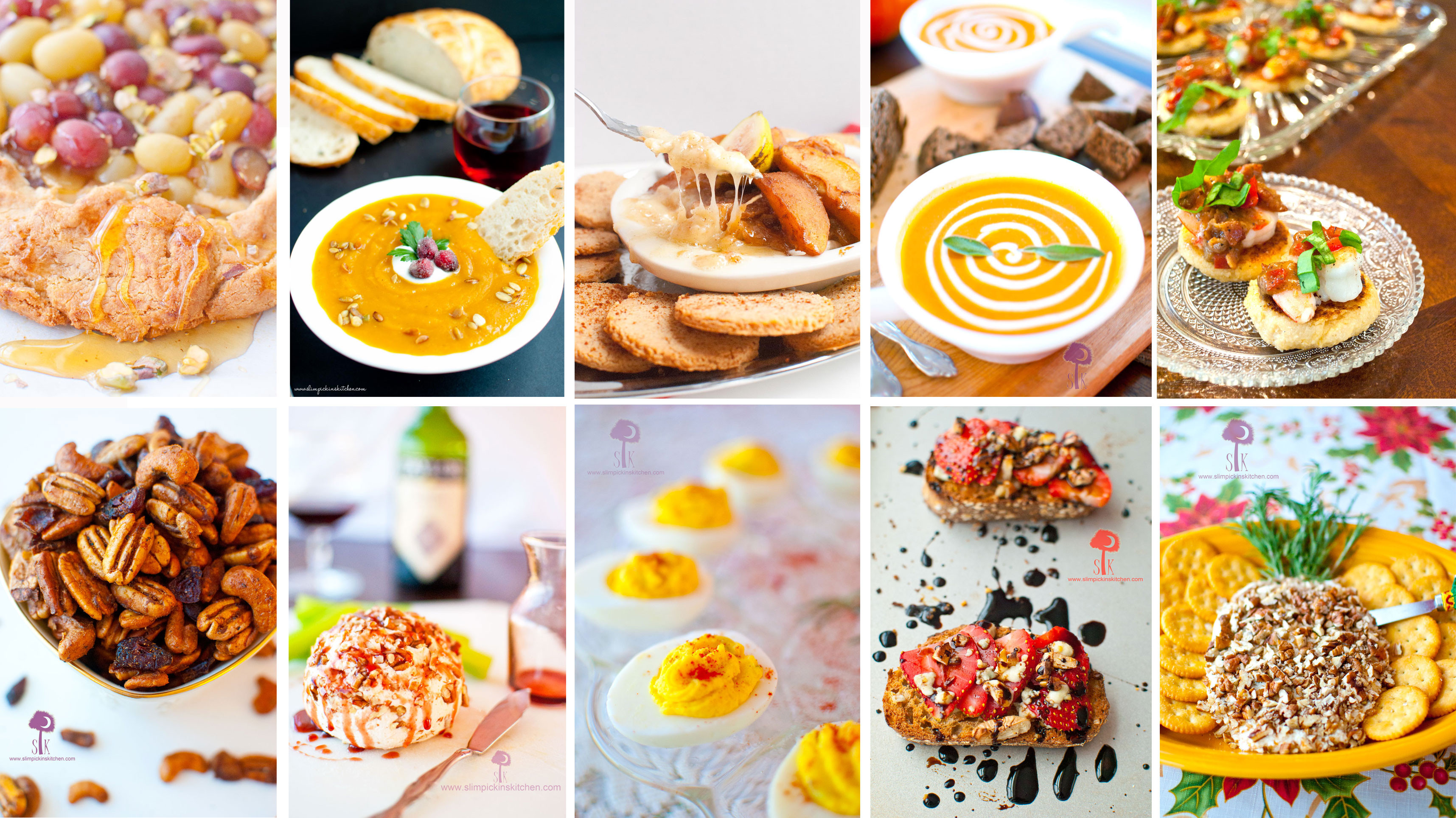 Healthy Thanksgiving Appetizer Recipes  10 Healthy Thanksgiving Appetizer Recipes