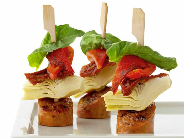 Healthy Thanksgiving Appetizers  Fingerfood Rezepte machen Ihre nächste Party zum Genuss