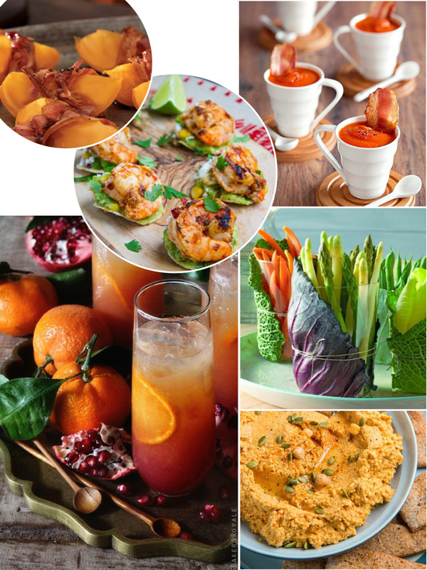 Healthy Thanksgiving Appetizers Easy  Healthy Thanksgiving Appetizers & Cocktails Party Ideas
