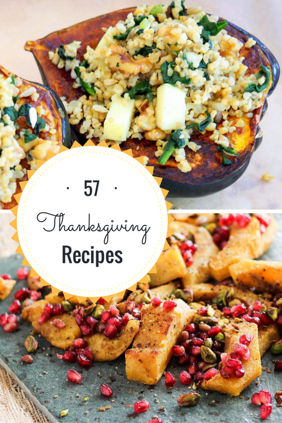 Healthy Thanksgiving Appetizers Easy  57 Healthy Thanksgiving Recipes Your Guests Will Love