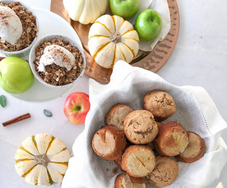 Healthy Thanksgiving Dessert Recipes  Healthy Thanksgiving Desserts Cupcakes Crisps and Pie