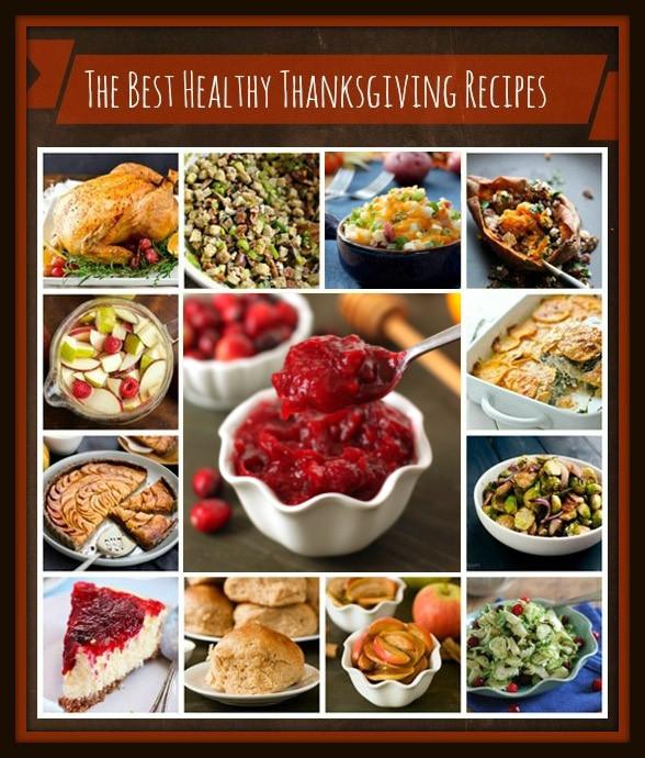 Healthy Thanksgiving Dessert Recipes  The Best Healthy Thanksgiving Recipes Texanerin Baking