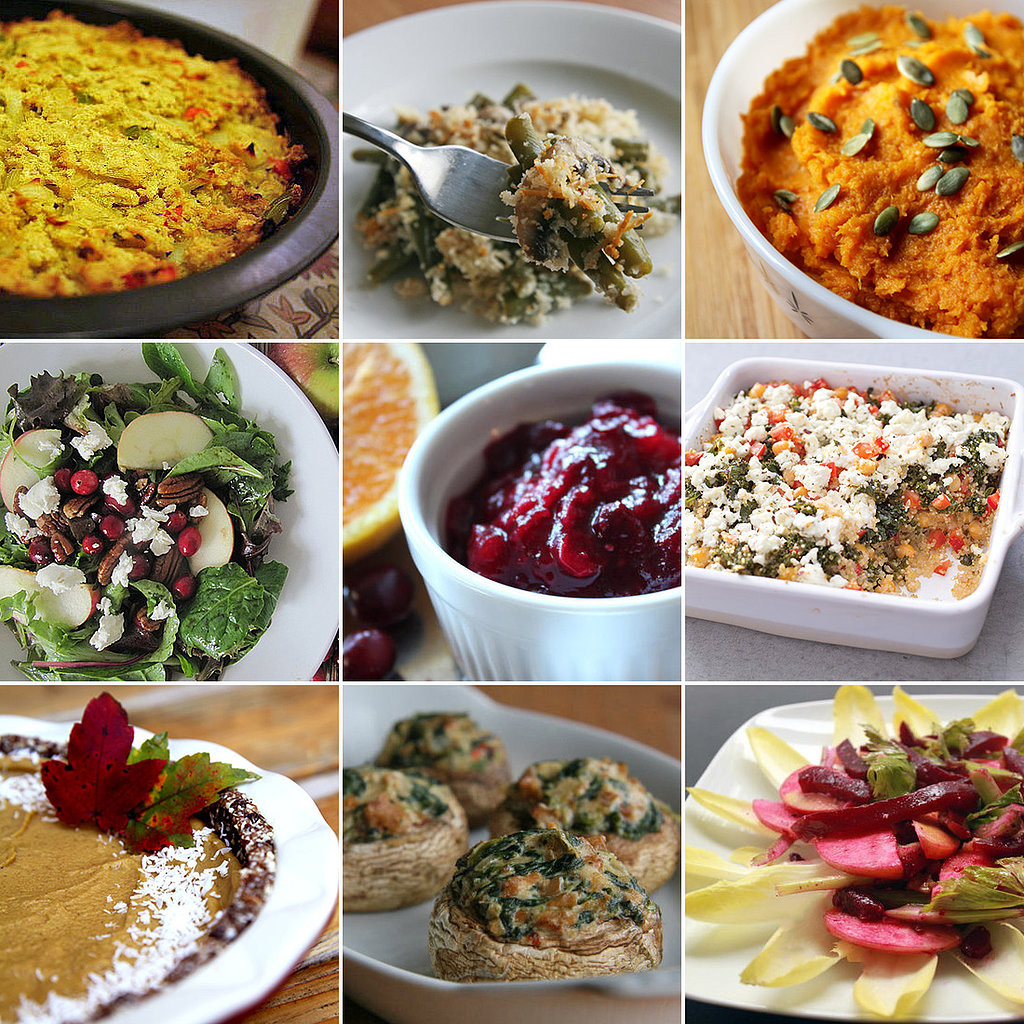 Healthy Thanksgiving Dishes  Healthy Thanksgiving Recipes