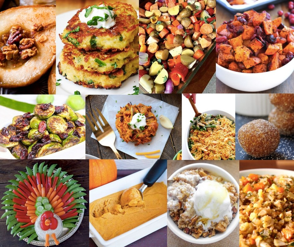 Healthy Thanksgiving Food  17 Healthy Thanksgiving Recipes You Can Feel Good About