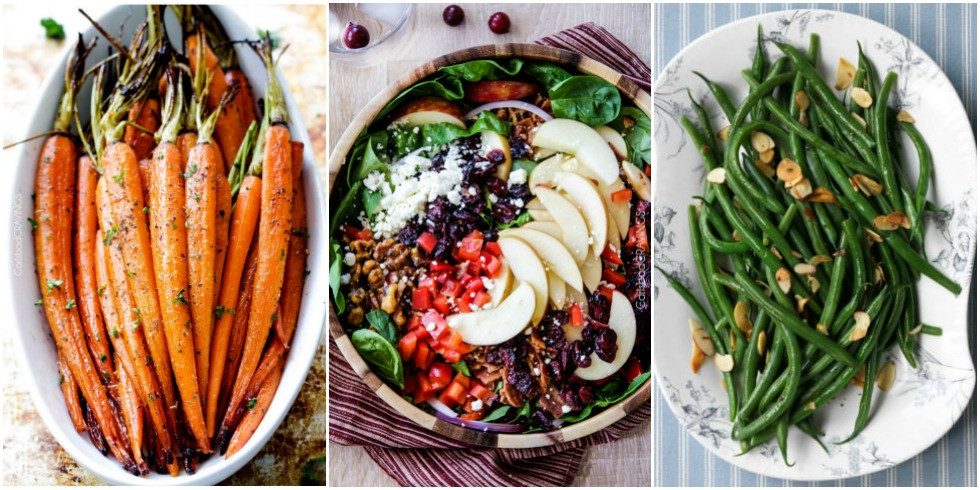 Healthy Thanksgiving Food  16 Healthy Thanksgiving Dinner Recipes Healthier Sides