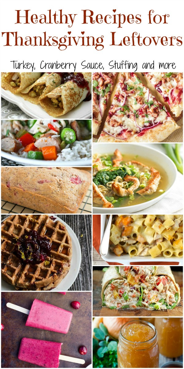 Healthy Thanksgiving Leftover Recipes  Healthy Recipes to Use Up Thanksgiving Leftovers Food
