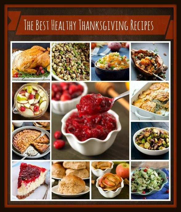 Healthy Thanksgiving Meals  Stuff I ve Gotta and You ve Gotta See