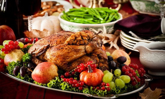 Healthy Thanksgiving Meals  4 Healthy Thanksgiving Recipes for Gorgeous Skin • Kristen