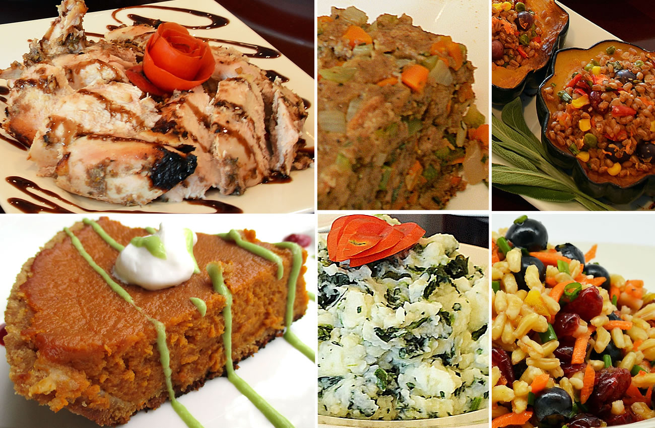 Healthy Thanksgiving Menu  Healthy Thanksgiving Recipes and Menu Pritikin Weight