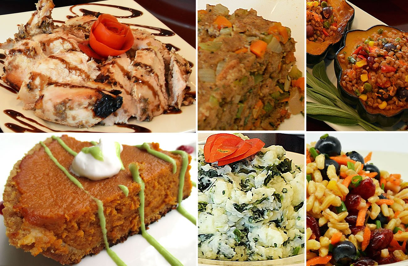 Healthy Thanksgiving Recipes  Healthy Thanksgiving Recipes and Menu Pritikin Weight