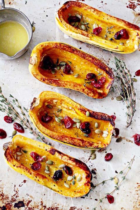 Healthy Thanksgiving Recipes  8 Tasty & Healthy Thanksgiving Recipes thegoodstuff