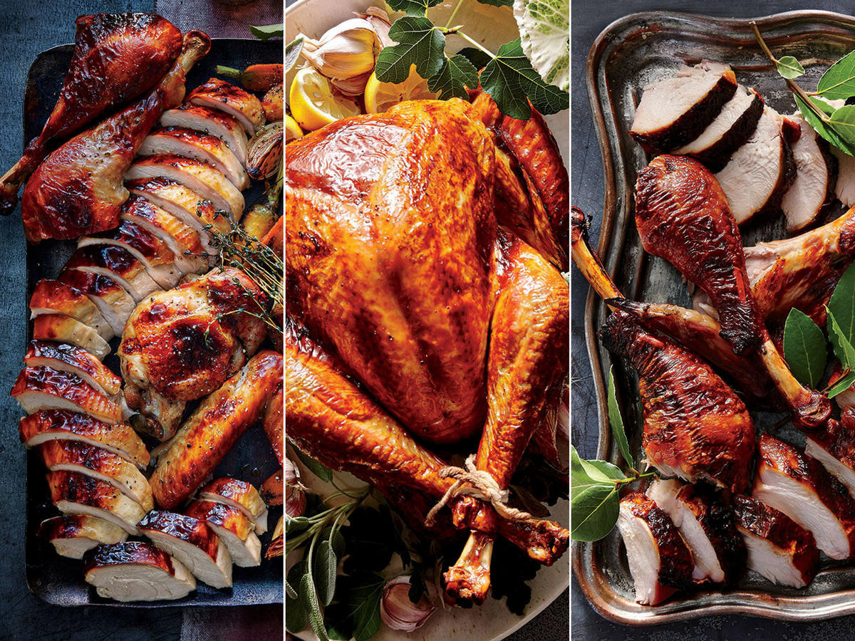 Healthy Thanksgiving Recipes  Healthy Thanksgiving Menu Recipes and Ideas Cooking Light