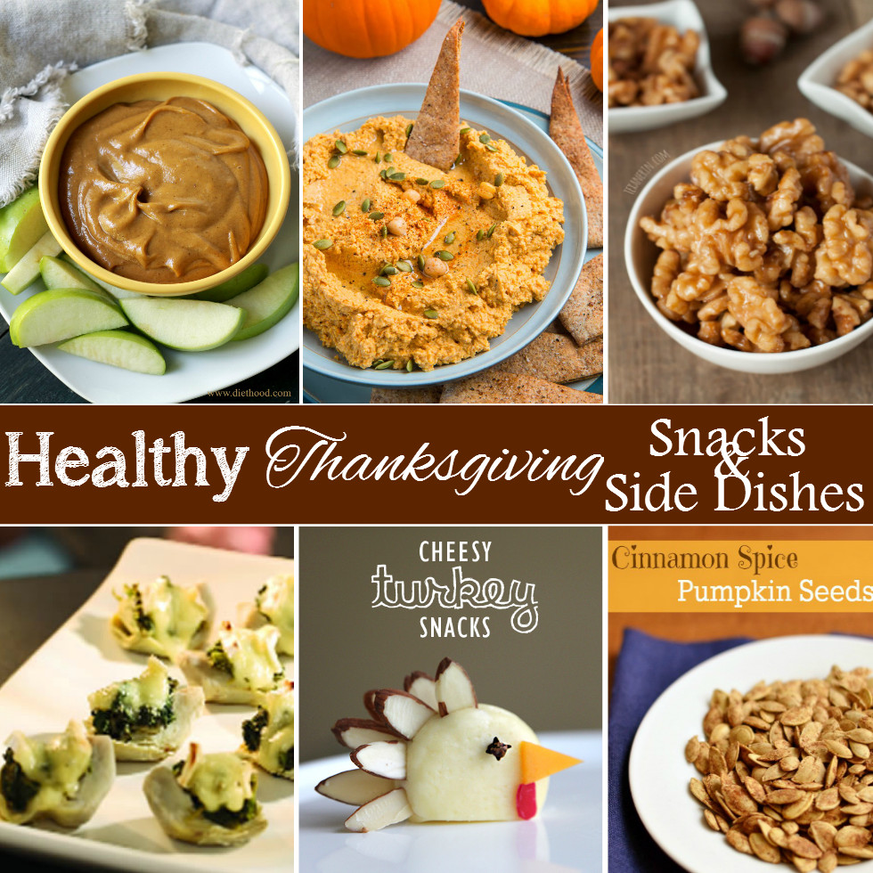 Healthy Thanksgiving Treats  Healthy Thanksgiving Snacks Living Contently