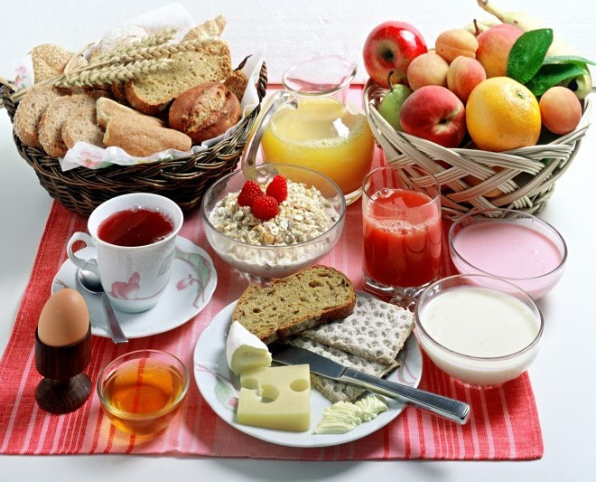 Healthy Things For Breakfast  Healthy foods to eat for breakfast