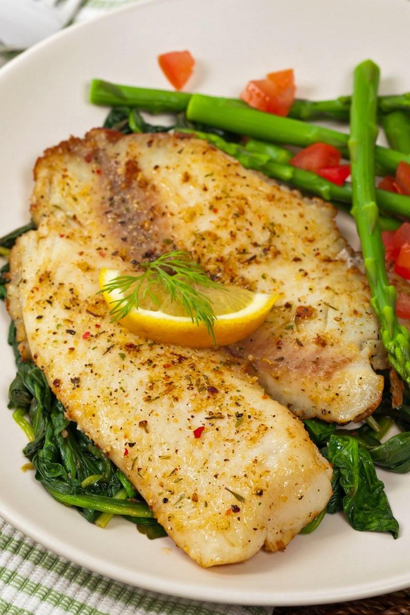Healthy Tilapia Fish Recipes  is fried tilapia healthy