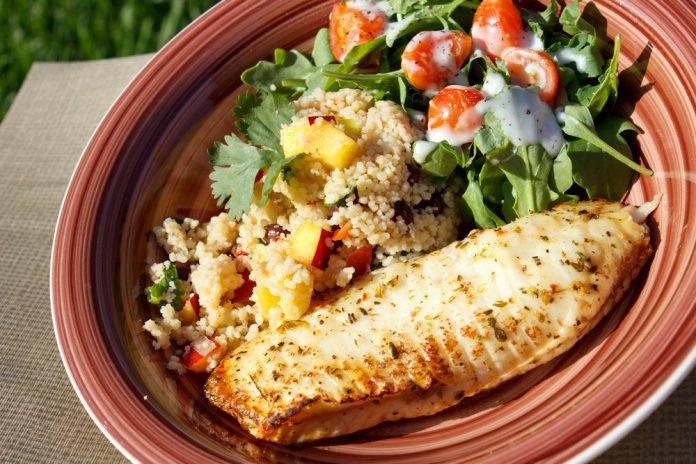 Healthy Tilapia Fish Recipes  4 Simply Delicious Baked Tilapia Recipes The Healthy Fish