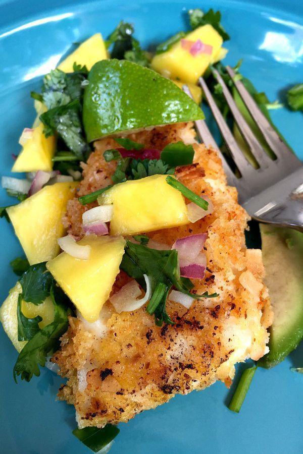 Healthy Tilapia Fish Recipes  The 25 best Talapia recipes healthy ideas on Pinterest