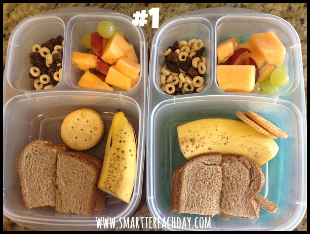 Healthy To Go Lunches  Healthy To Go Lunches for Little es And 5 Places We
