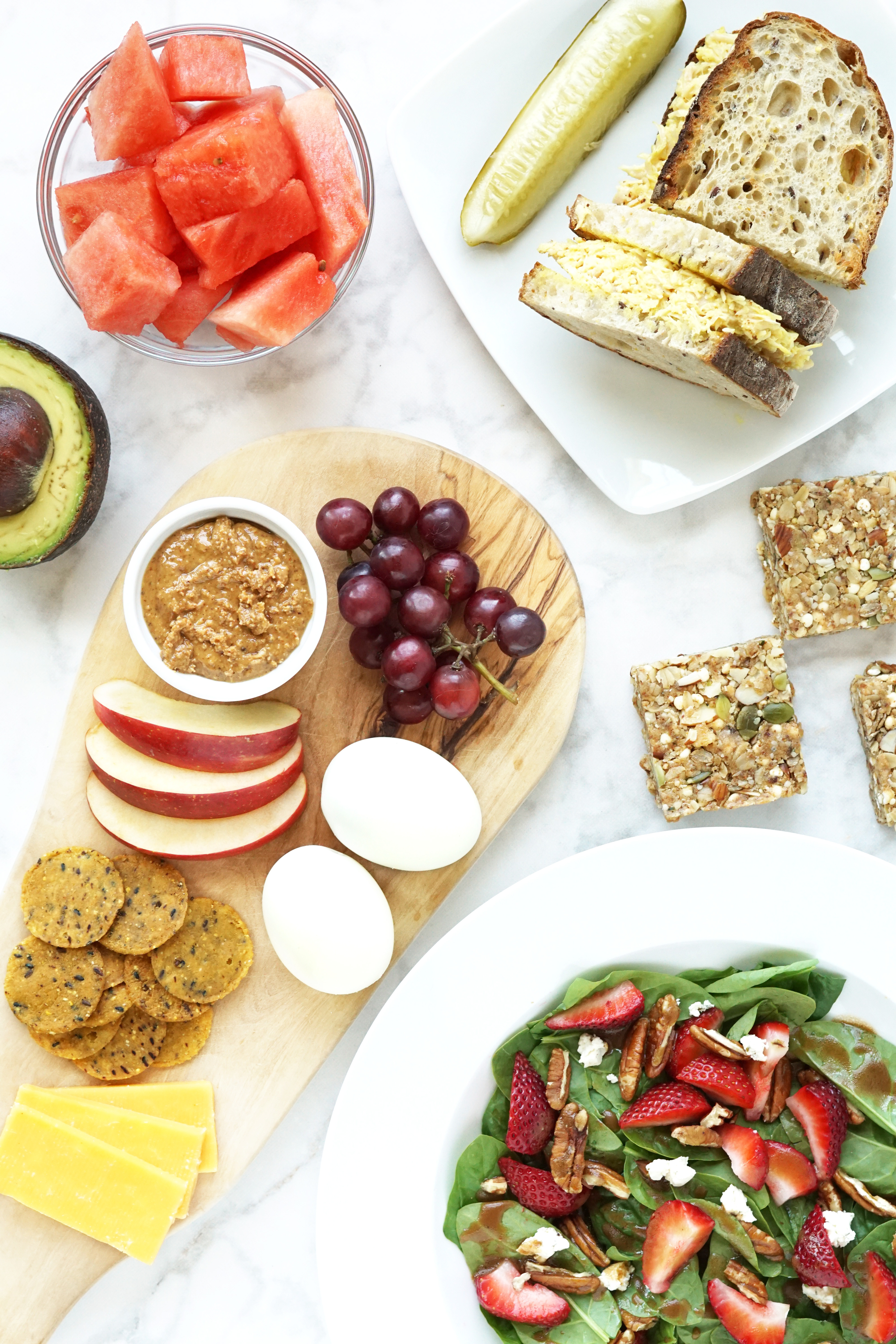 Healthy To Go Lunches  Healthy The Go Lunches & Snacks – EATON