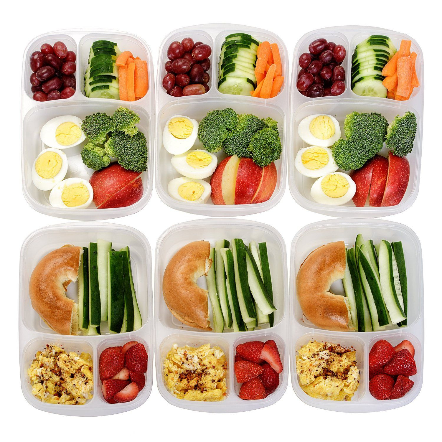 Healthy To Go Lunches  13 Make Ahead Meals and Snacks For Healthy Eating The
