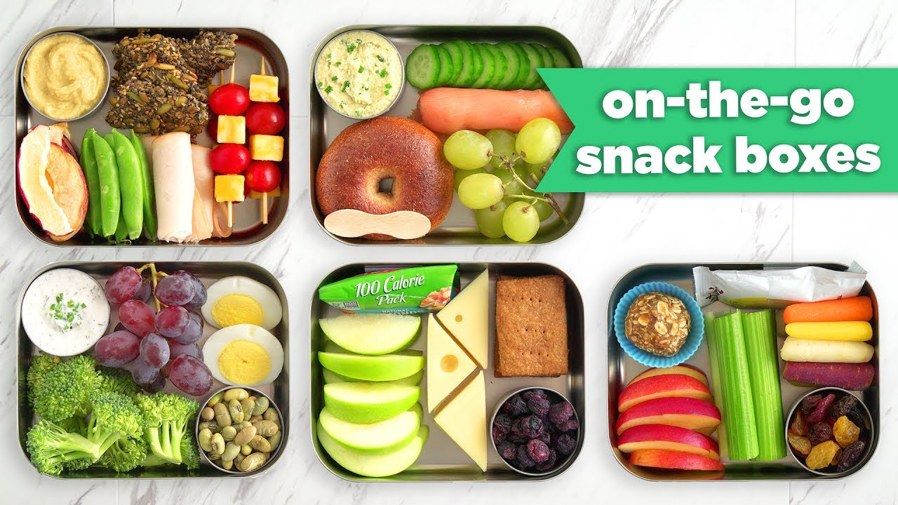 Healthy To Go Snacks  Healthy Bento Snack Boxes for The Go Mind Over Munch