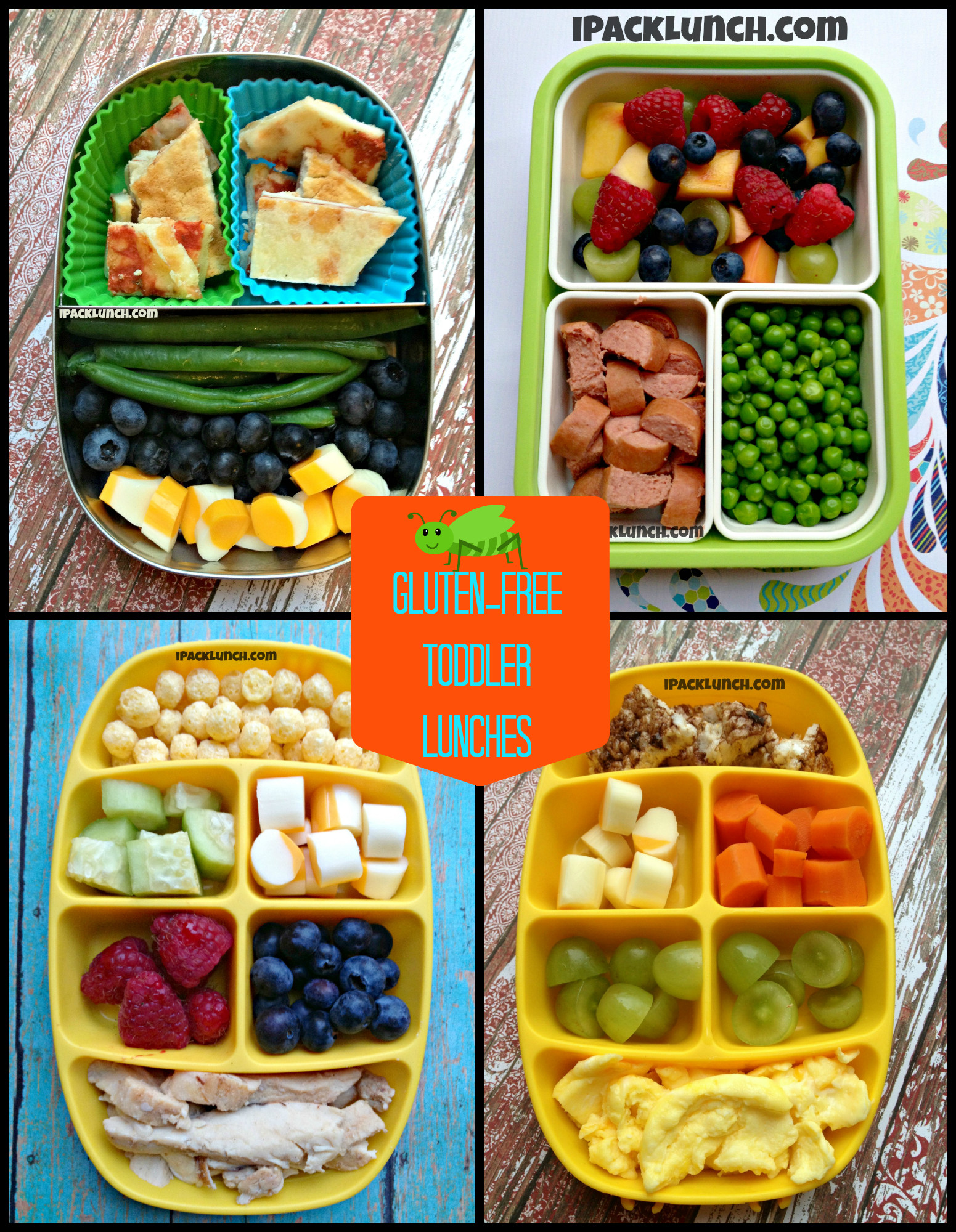Healthy Toddler Lunches  Gluten Free Toddler Bento Lunch Ideas FoodSniffr For