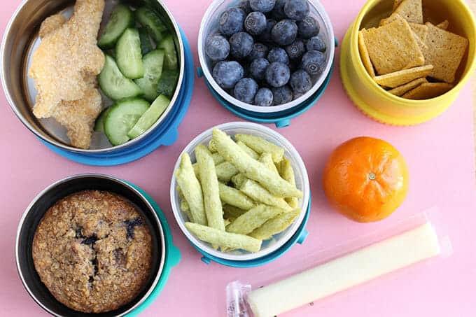 Healthy Toddler Snacks  25 Healthy Toddler Snacks to Take the Go