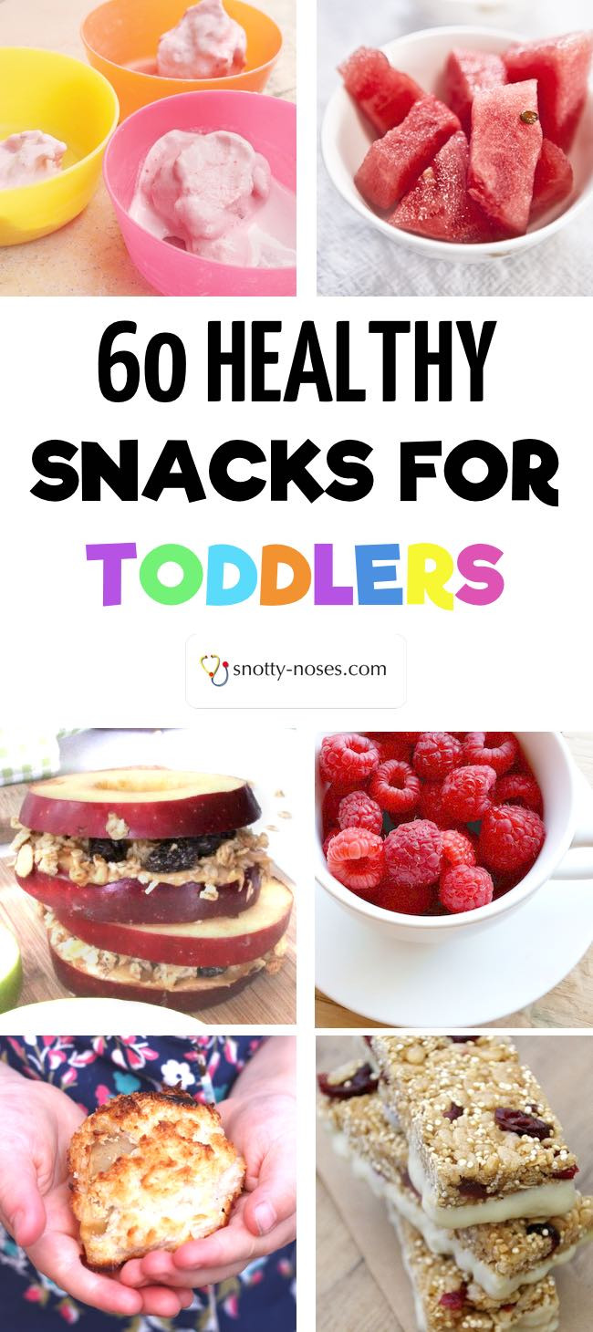 Healthy Toddler Snacks On The Go  Healthy Snacks Toddlers